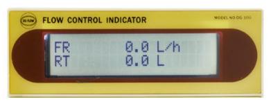 DG 100 Flow Control Counter