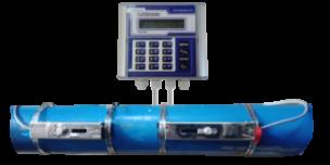 Flowmasonic WUF500 Ultrasonic Clamp On Flow Meter