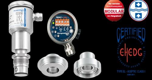 Flush-Mounted Pressure Transmitter VRM050D