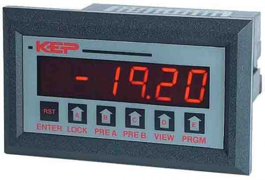 Intellect-INT69PM2 process monitor with analog inputs