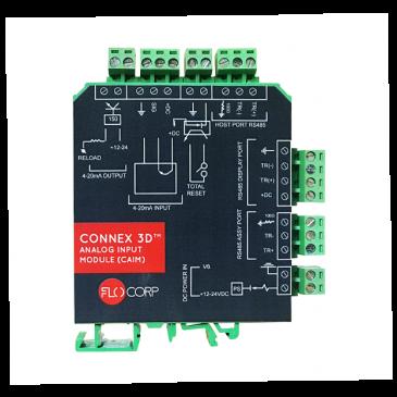 Analog Input Module CAIM Connex Compatible, Flocorp-Monitor