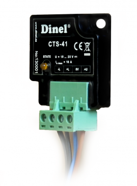 CAPACITIVE TOUCH SENSOR CTS-41 Dinel