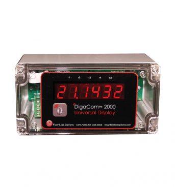 DigaCom 2000™ DCX2 Digital Process Meter