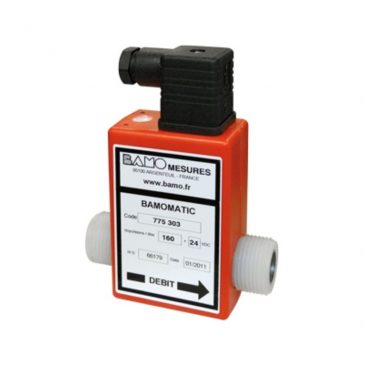 Electromagnetic Flow-Meter BAMOMATIC