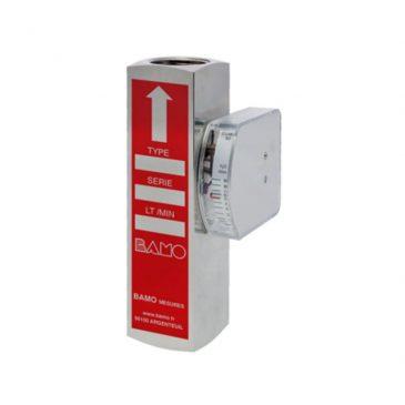 Flow Controller with Indicator, Metallic DUM/A