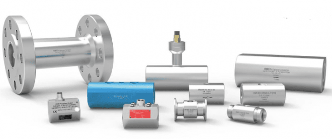Kem Kuppers HM Turbine Flow Meters