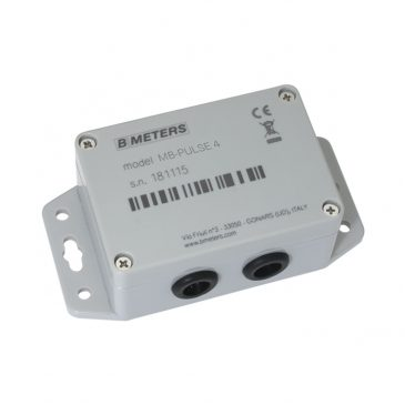 MB-PULSE 4 Pulse to Wired M-Bus signal converting module