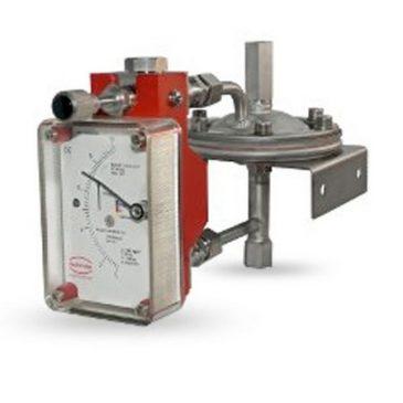 Model KDS-R Variable Area Flow Meter-Heinrichs