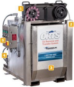 ORTS - Oil Removal and Transfer System