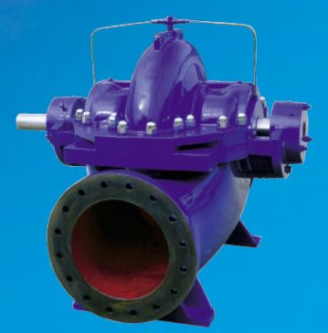 Our Double Suction, Horizontal, Split Case Centrifugal Pump (PS Series)