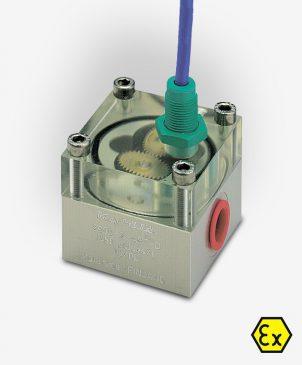 Oval Gear Flow meter Model 2950