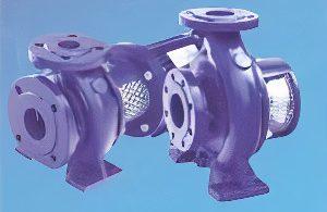Paragon PAZ Series Single Stage Close Coupled Centrifugal Pump