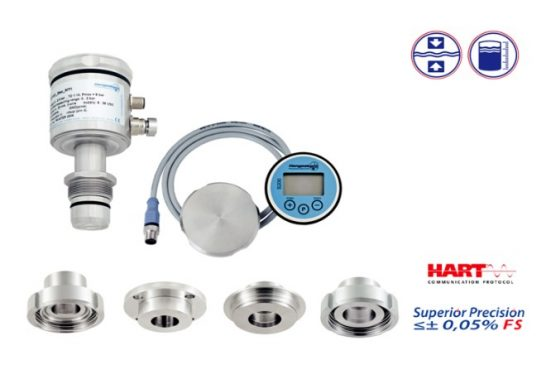 Pressure and Level Transmitter PZT 200 or 201