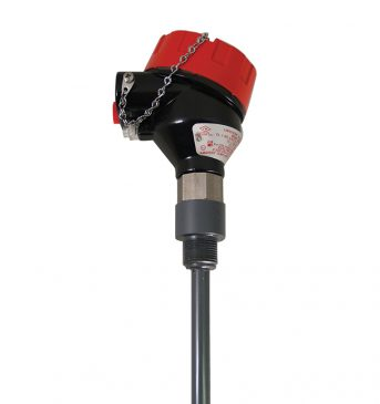 Tracer 1000™ LTT1 Guided Wave Radar Level Transmitter (up to 65ft)
