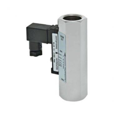 Viscosity Compensated Flow Controller, Metallic DKM