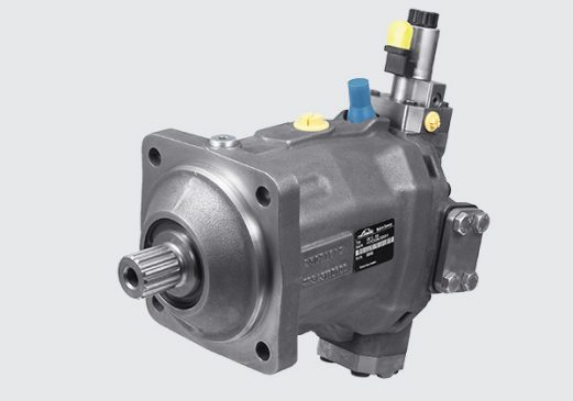CMV Variable displacement motors for closed and open circuits