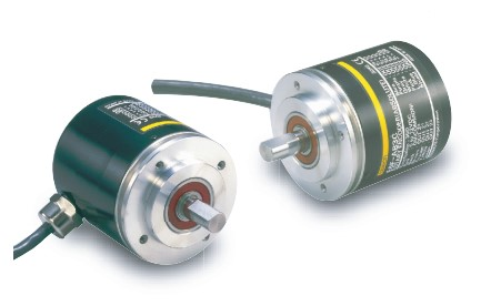 E6F-A, Omron-Absolute 60-mm-dia. Rotary Encoder E6F-A