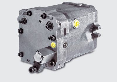 HMV-02 Variable displacement motors for closed and open circuits