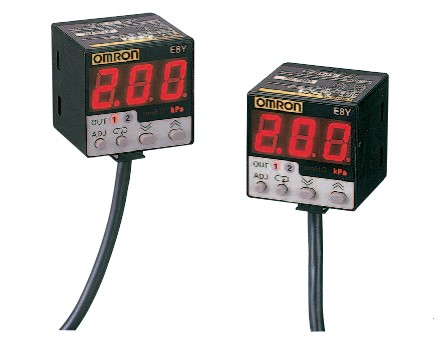 Omron-E8Y Differential Pressure Sensor